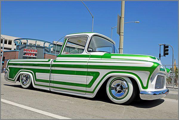 Custom Pickup Trucks   spectacular custom design for a truck