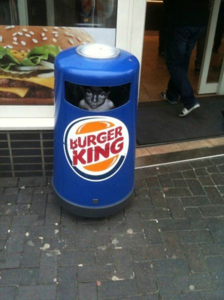 burger king hunger: Urban Art, Graffiti, Street Art, Burgers, Photo, Burger Kings, Streetart