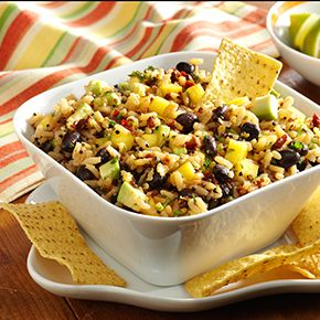 UNCLE BEN'S® Easy Rice Recipes | Mexi-Rice Salad