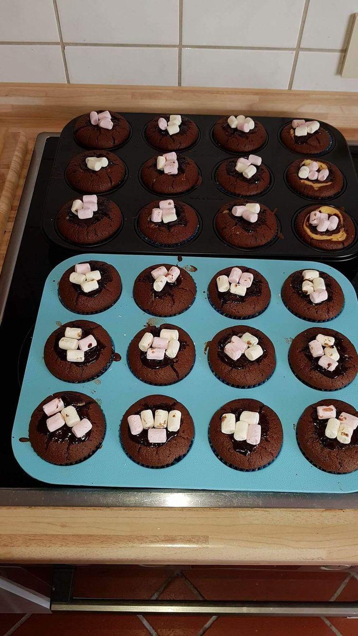 Schoko-Cheesecake-Muffins von Boomerita86 auf www.rezeptwelt.de, der Thermomix ® Community