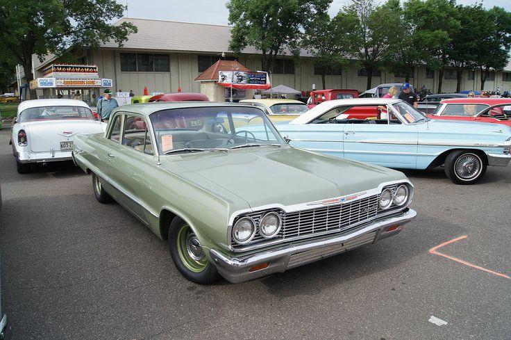 1964 - Chevrolet Biscayne - 1 - front side