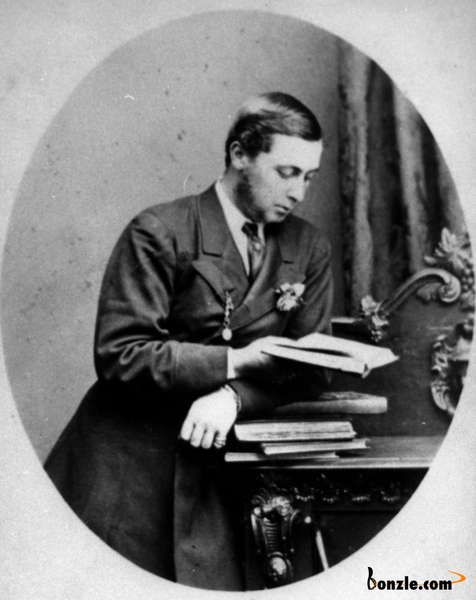"""Prince Alfred, 4th child of Queen Victoria was Queensland, Australia's first Royal visitor. In 1868 he was raising funds for the """"Sailor's Home"""" in Sydney when Henry J. O'Farrell shot him in the back.  He recovered quickly, resumed command of his ship and returned home. O'Farrell was hanged."""