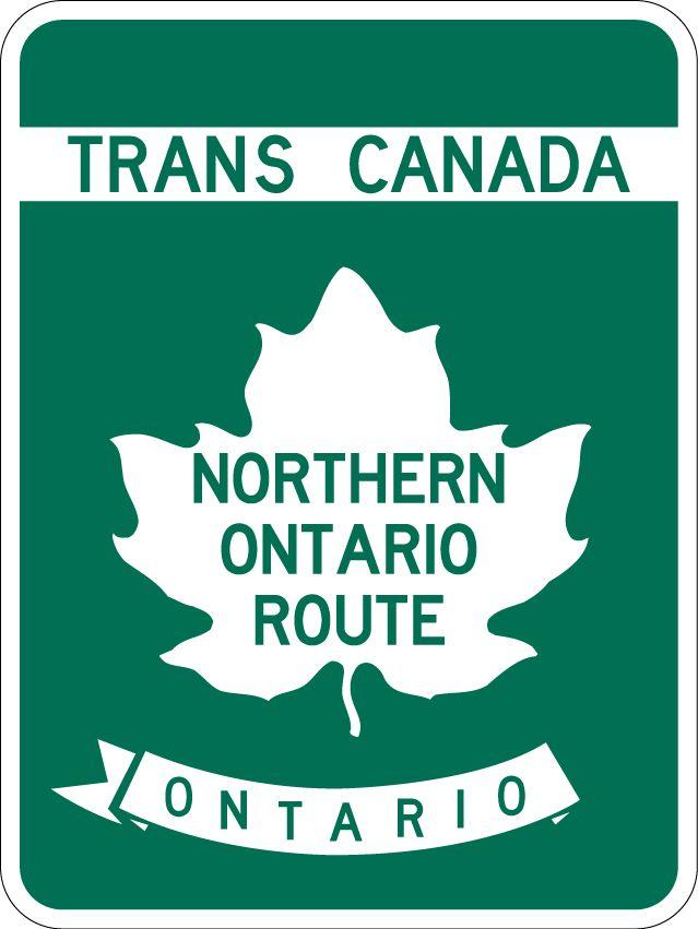Trans Canada Highway - Northern Ontario
