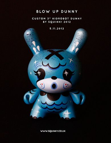 Blow Up Dunny - ICE