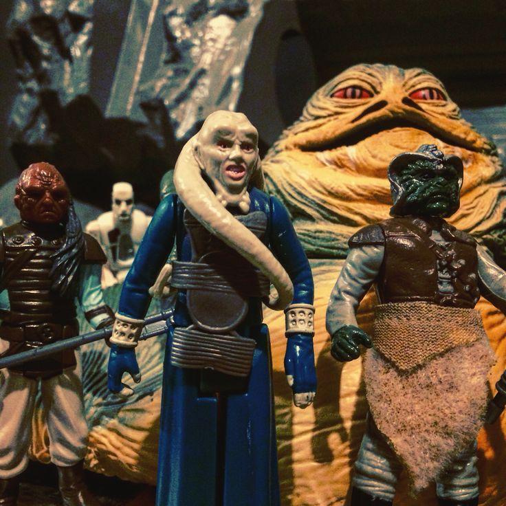 Jabba's gang
