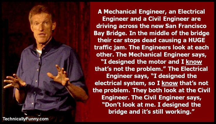 Civil Engineering joke