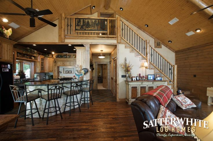 Photo in satterwhite log homes texas gallery 4 google for Log cabin home builders in texas