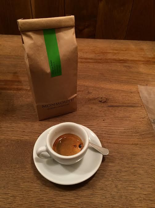 espresso in Monmouth :) 27 Monmouth St, London WC2H 9EU
