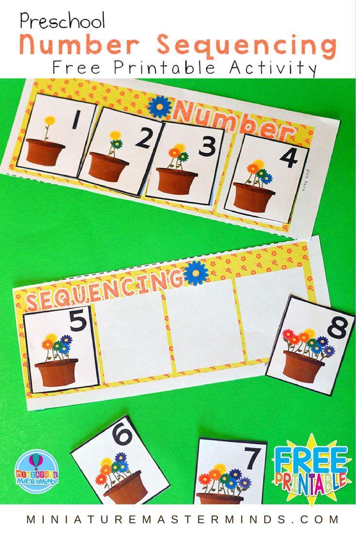 507 best Math Activities for Preschool and Kindergarten images on ...