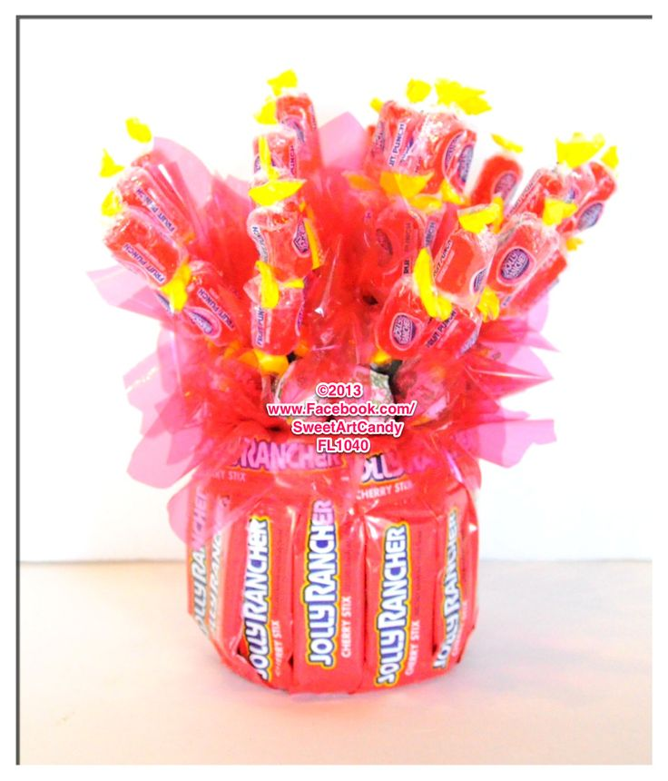 FL1040 JOLLY RANCHER BOUQUET