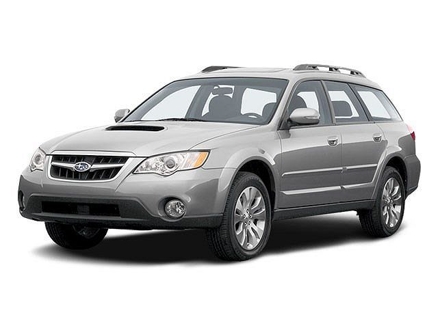 4S4BP62C287352106 | 2008 Subaru Outback Limited Edition for sale in Bellevue, WA