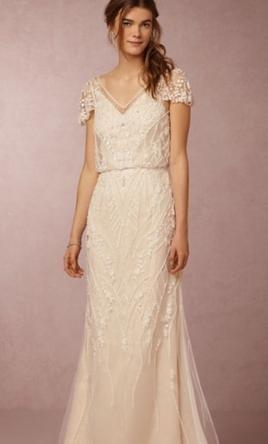 BHLDN Aurora-37819745, $700 Size: 14   New (Un-Altered) Wedding Dresses – #Auror…