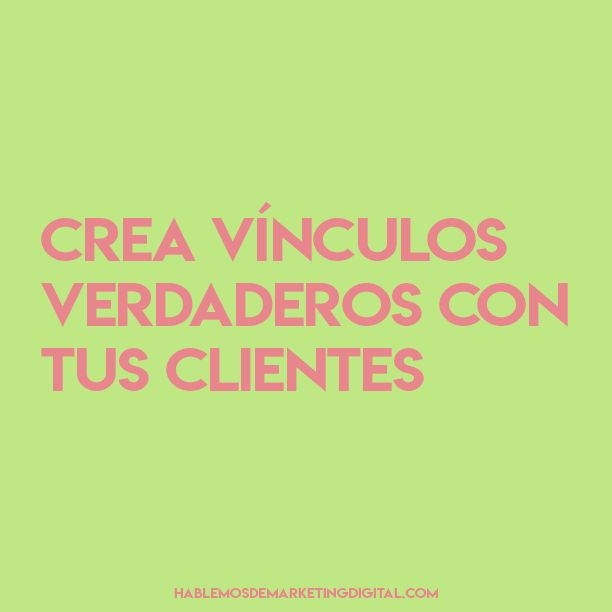 Lead Nurturing: crea vínculos duraderos con tus clientes | hablemosdemarketingdigital.com