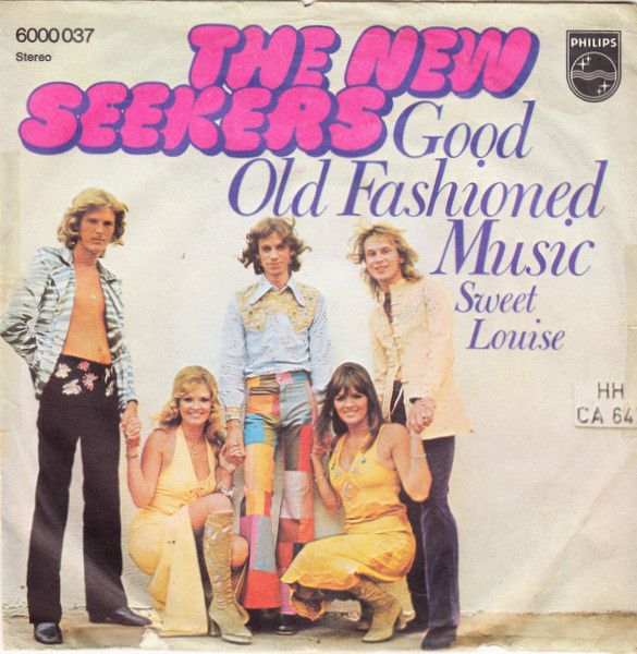 The New Seekers, Good Old Fashioned Music (German single)