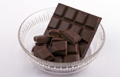 Chokoladekagen