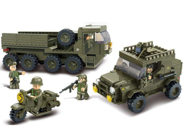 SLUBAN LEGO ARMY TOYS