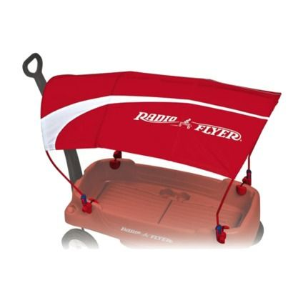 Radio Flyer Wagon Canopy. $32.39