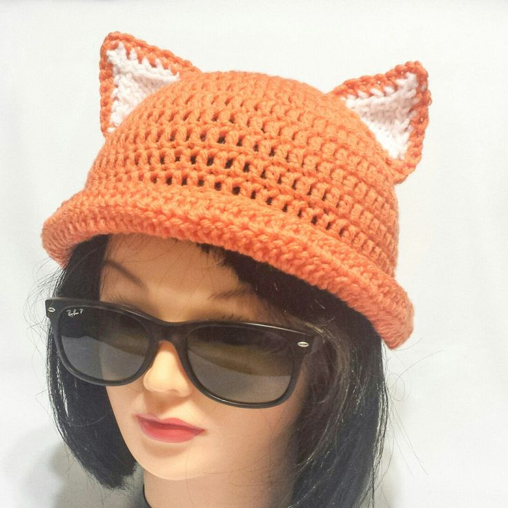 More fox hats coming to my shop.