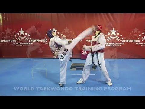 Great taekwondo exercises for all ages and levels: World Taekwondo Training Program- - YouTube