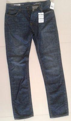 Calça Jeans Gap Masculina