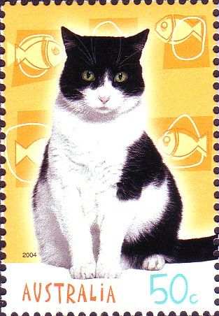 Stamp Australia - 2004  More about #stamps: http://sammler.com/stamps/ Mehr über #Briefmarken: http://sammler.com/bm