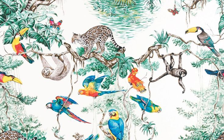 The Equateur wallpaper, Hermes