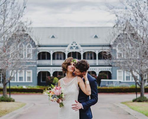 Echoes Hotel Weddings