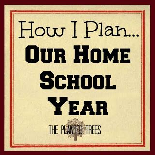 258 best school images on pinterest learning school and studying how i plan our homeschool year fandeluxe Image collections