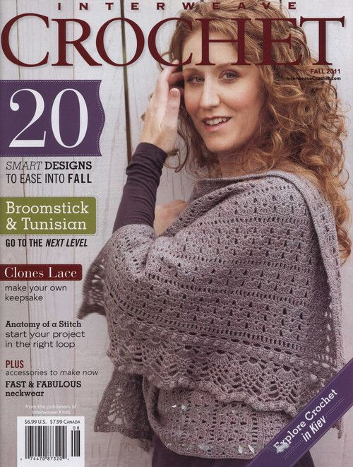 Interweave Crochet Fall 2011 - interesting