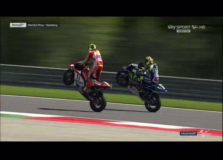 A Spielberg in Austria doppietta Ducati con Iannone (prima volta) e Dovizioso…