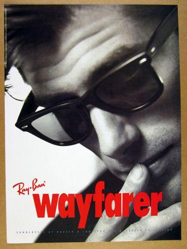 1993-Ray-Ban-Wayfarer-Sunglasses-glasses-man-photo-vintage-print-Ad