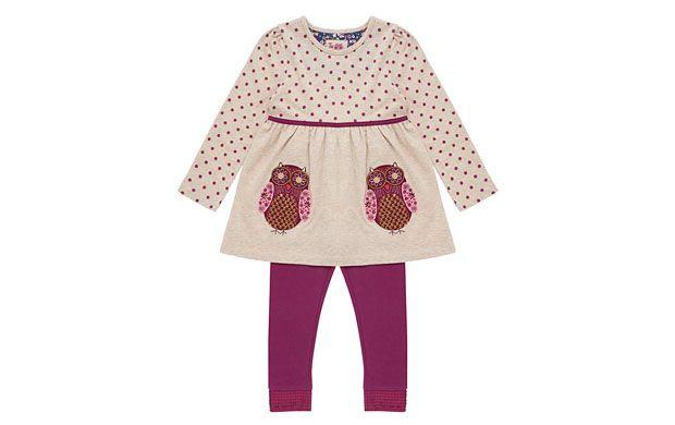 Stylish Tunic Outfit - Children - Tu Clothing At Sainsbury's