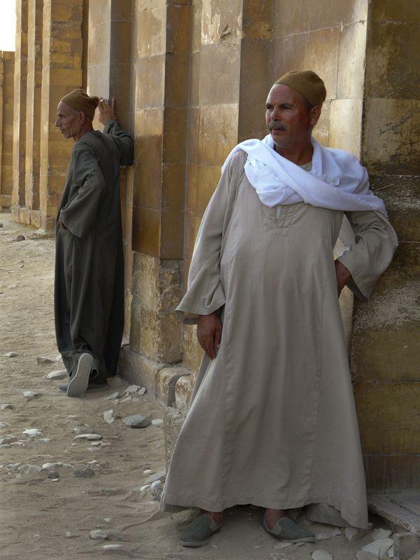 Los guardianes del Templo (Egipto)
