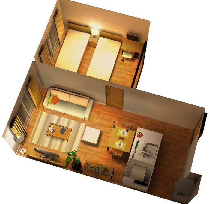 暖色系でまとめた落ち着いた雰囲気のリビングダイニング   インテリアコーディネート   家具インテリアSTYLICS レンタルもできるコーディネートショップ