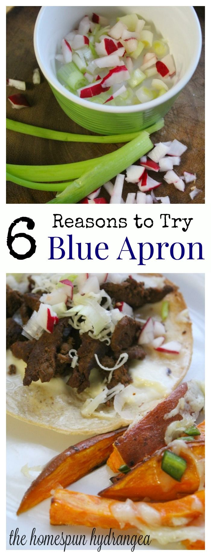 110 best meals delivered images on pinterest meals delivered 6 reasons to try blue apron meal boxes get free meals forumfinder Choice Image