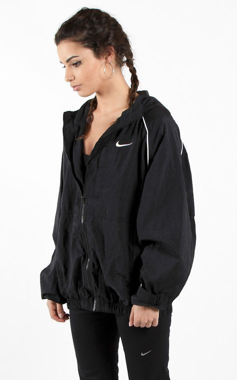 Vintage Nike Windbreaker Jacket | Frankie Collective