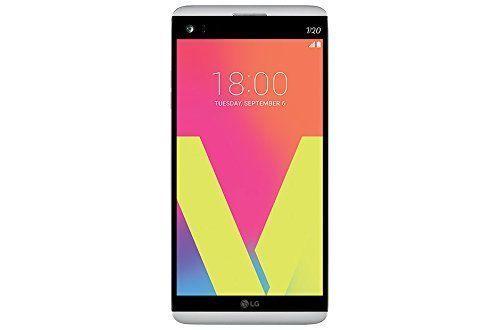 NEW LG V20 H990DS 64GB 5.7-Inch 16MP + 8MP Dual SIM LTE FACTORY UNLOCKED SILVER #LG #Bar