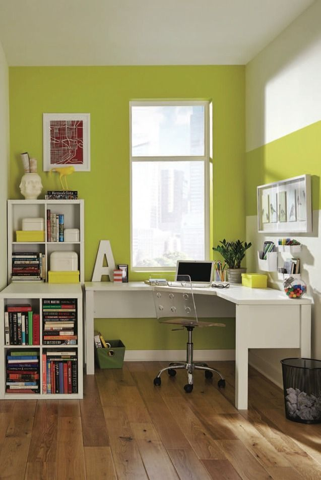 Green Accent Wall 101 best on the hunt for green - green paint colors images on
