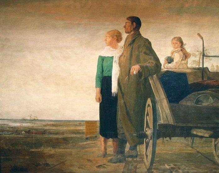 Andrzej Strumiłło – Nasza Ziemia, 1953/54