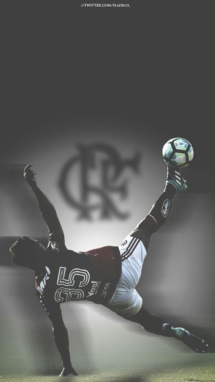 Não existe bola perdida! #VamosFlamengo #Seremoscampeoes #Diego #Ribas #Flamengo