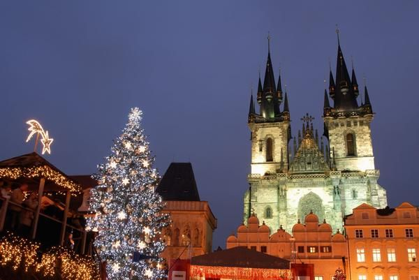 Five great European cities for Christmas markets