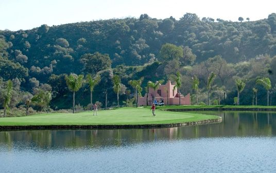 Alferini Golf Club. Marbella, Malaga, Spain. Click on image for more info.