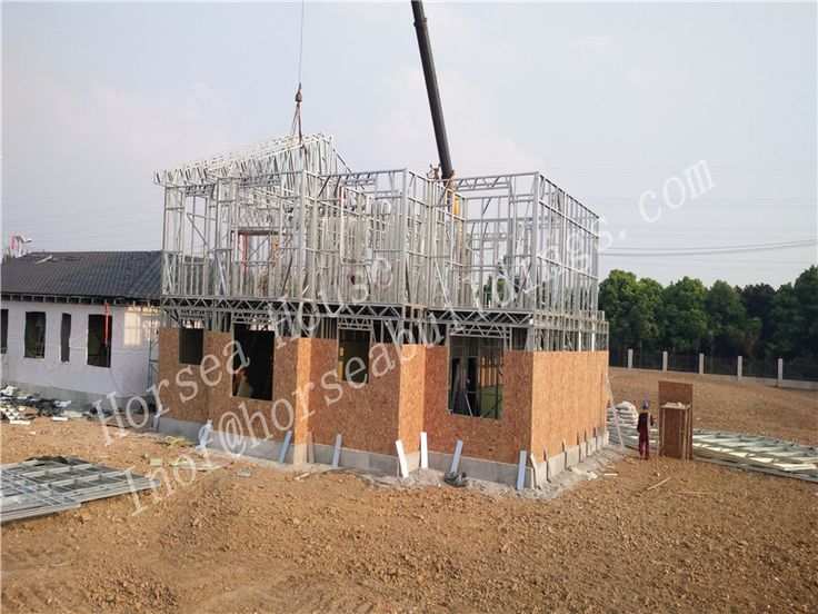 Light #steel #framing solution can save #building period, more fast than brick #structure #building, because it can be rapid and practical assembly without highly skilled labour or specialist equipment.