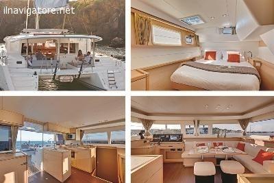 Il #Mauticat è uno #splendido #catamarano #Lagoon 450 con tutti i #comfort #necessari per #vivere una #vacanza #fantastica quali Tv ... #annunci #nautica #barche #ilnavigatore