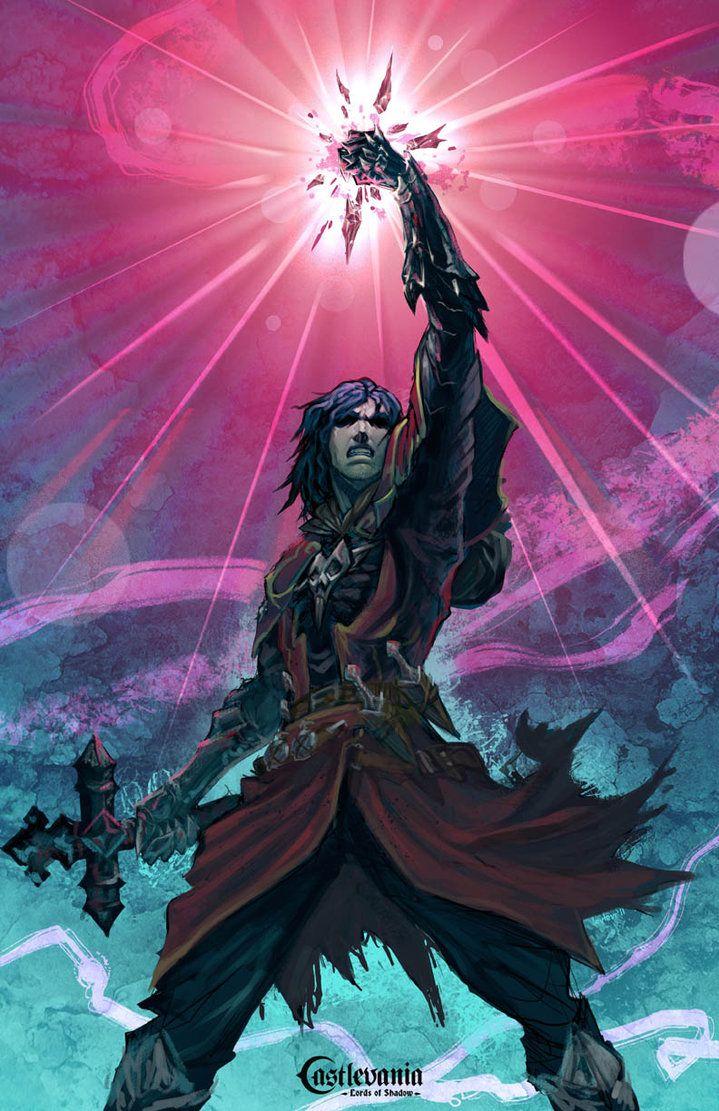 Gabriel Belmont by ~louten on deviantART (Castlevania: Lords of Shadow)
