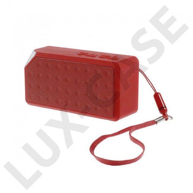 Bluetooth Radio & Mini-Høytaler (Rød) - GRATIS FRAKT!