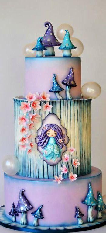 Enchanted Cake