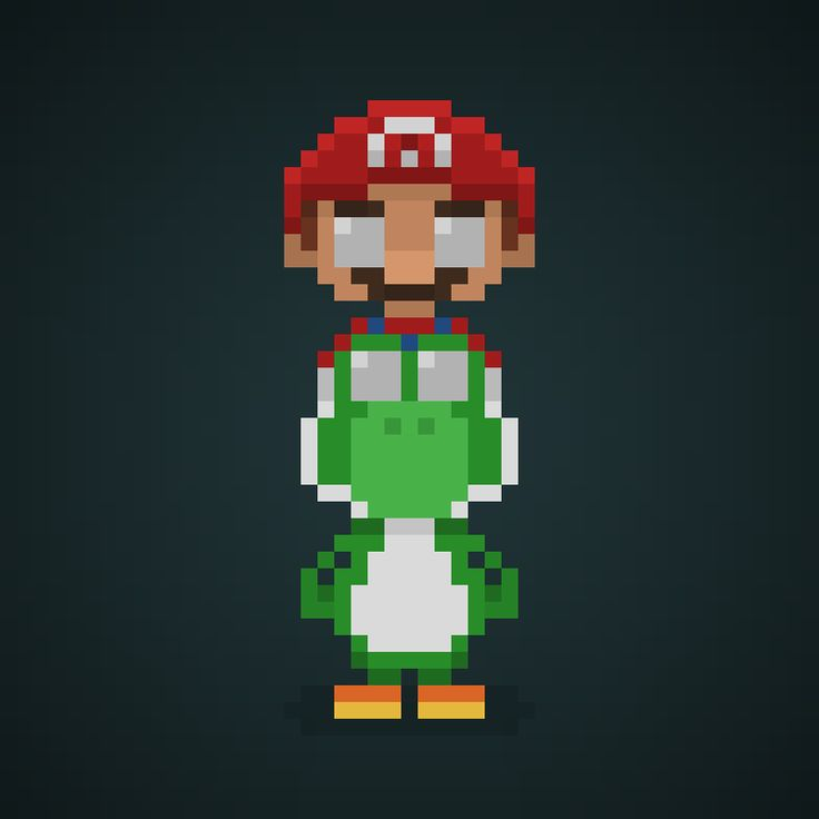 1000+ ideas about Yoshi Pixel Art on Pinterest | Art 8 ...