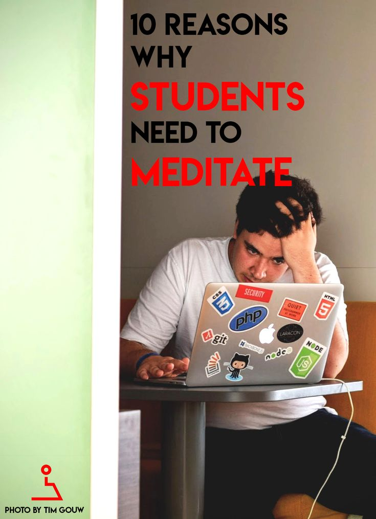 10 Benefits of Meditation for Students | Meditation ...