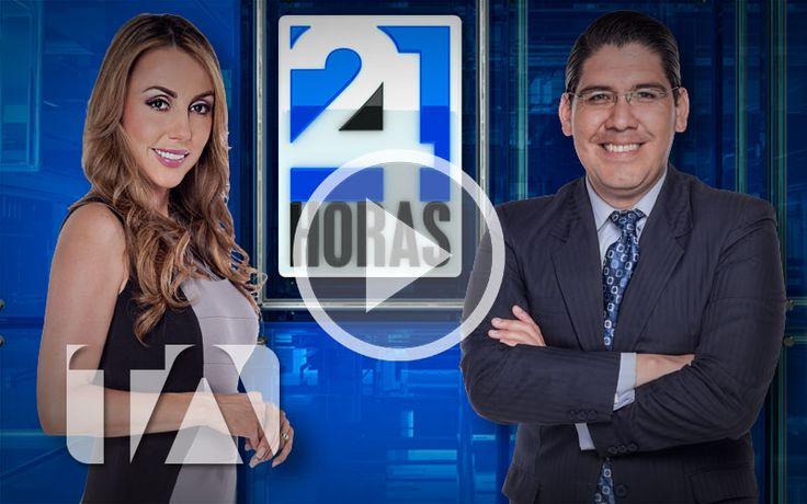 Noticias Ecuador: 24 Horas, 19/04/2016 (Emisión Central)